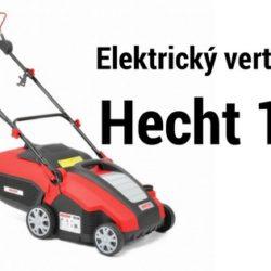 Elektrický vertikutátor